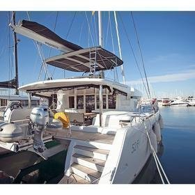 GREAT SALSA (with WATERMAKER, generator and AC, dinghy with OB 40 HP)