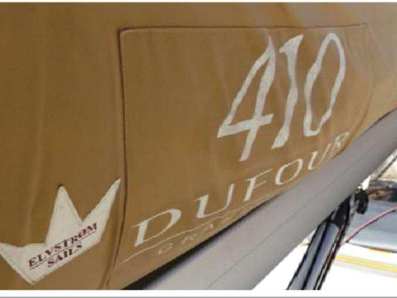 Dufour 410 Grand Large-1 (Balthazar King)  - 11
