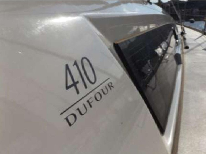 Dufour 410 Grand Large-1 (Balthazar King)  - 27
