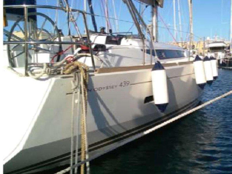 Sun Odyssey 439 (Harry the Viking)  - 2
