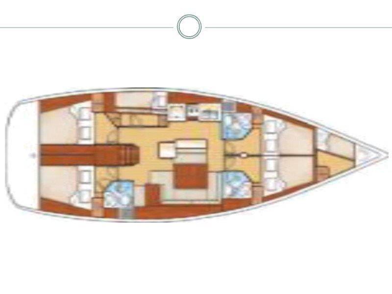 Oceanis 50 Family (In Compliance) Plan image - 21