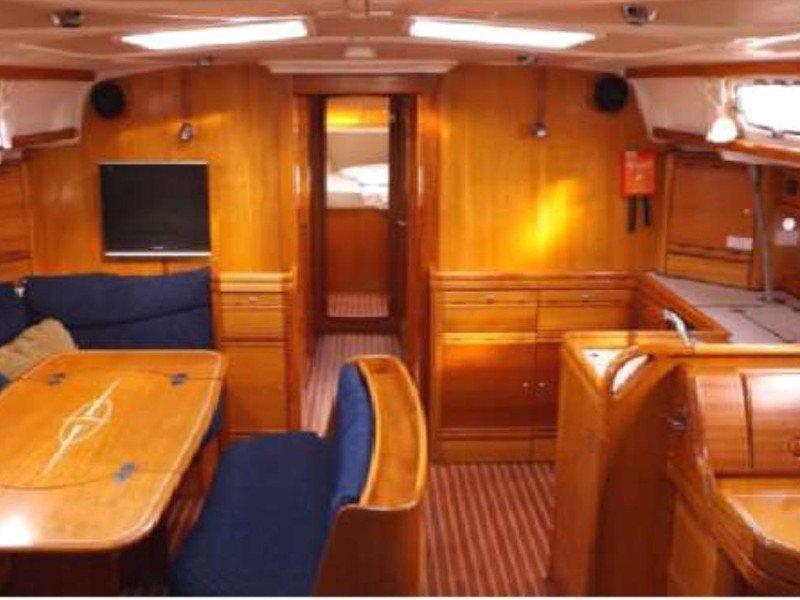 Bavaria 50 Cruiser (Jeannine) Interior image - 21