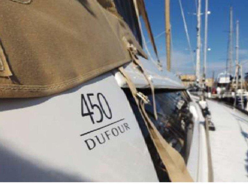 Dufour 450 GL (Oscar Time)  - 12