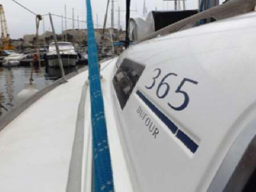 Dufour 365 (Skiros)  - 5