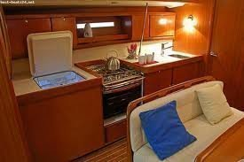 Dufour 425 GL (Angedras) Interior image - 12