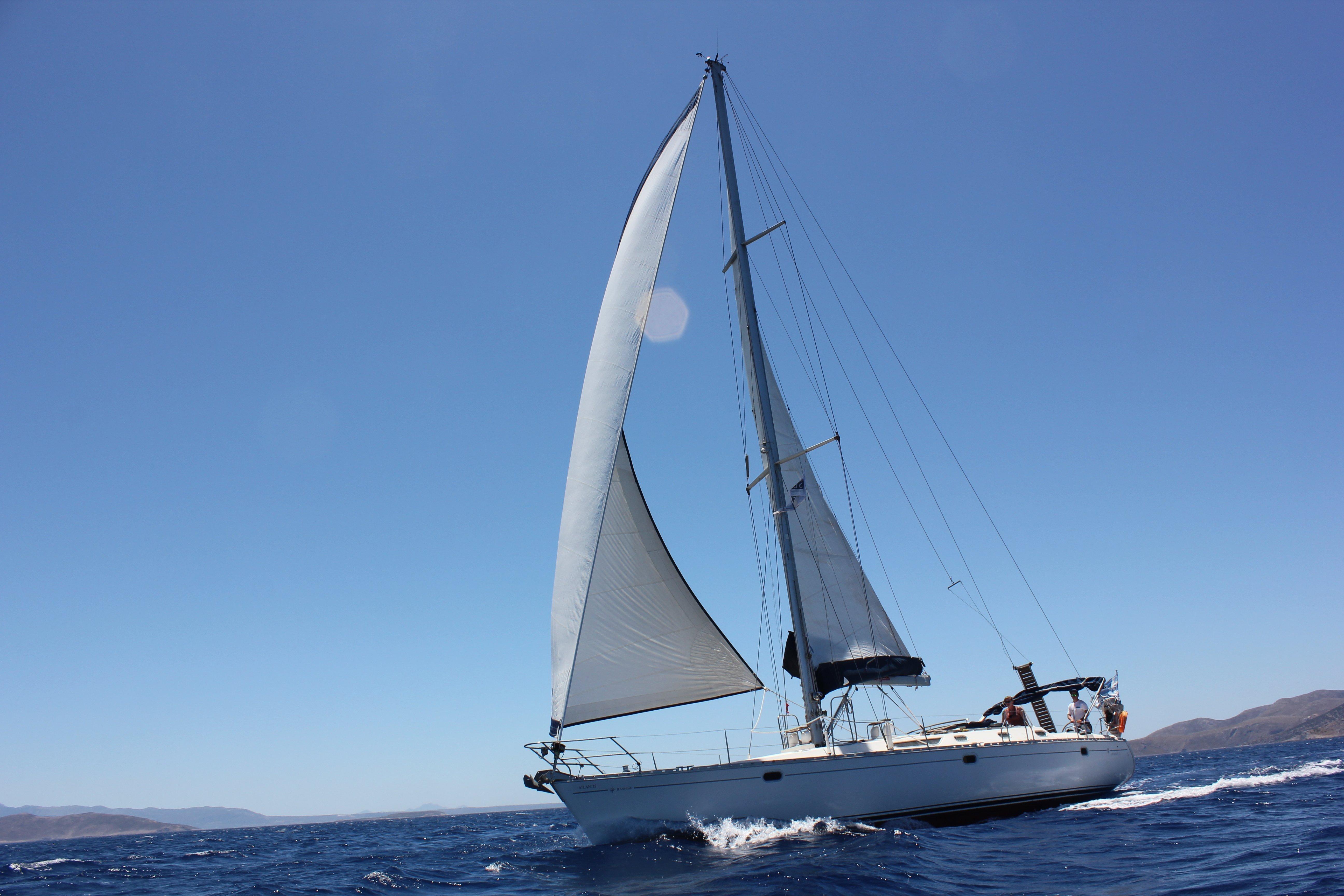 Sun Odyssey 52.2 (ATLANTIS)  - 7