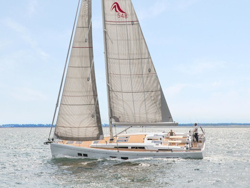 Hanse 548 (Simply The Best) Main image - 0