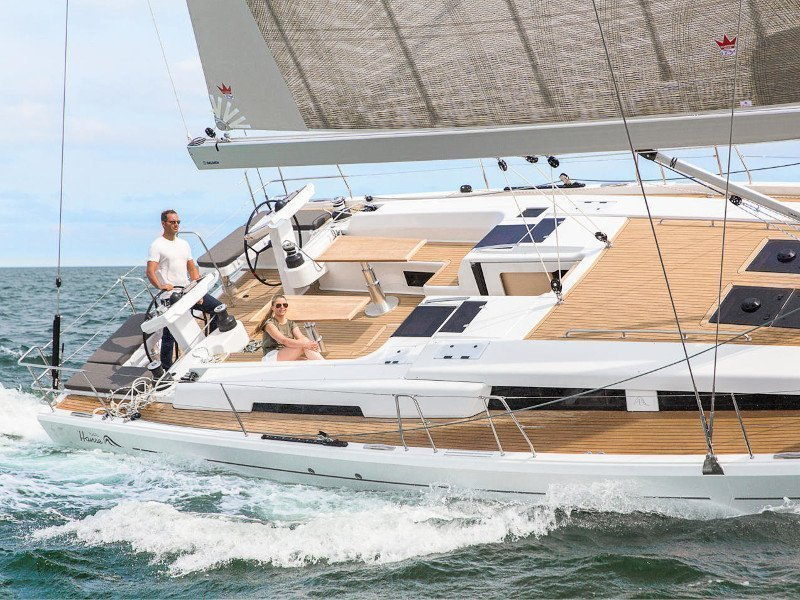 Hanse 548 (Simply The Best)  - 11