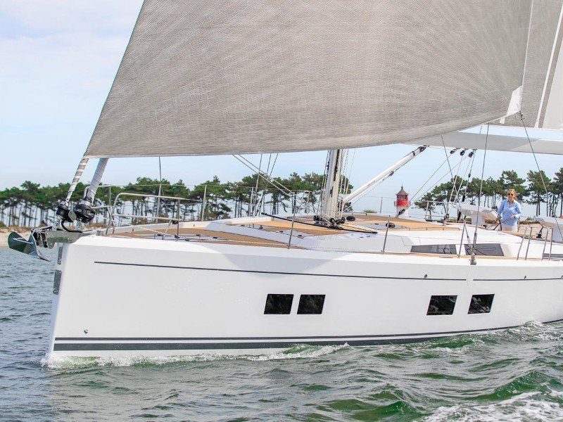 Hanse 548 (Simply The Best)  - 10