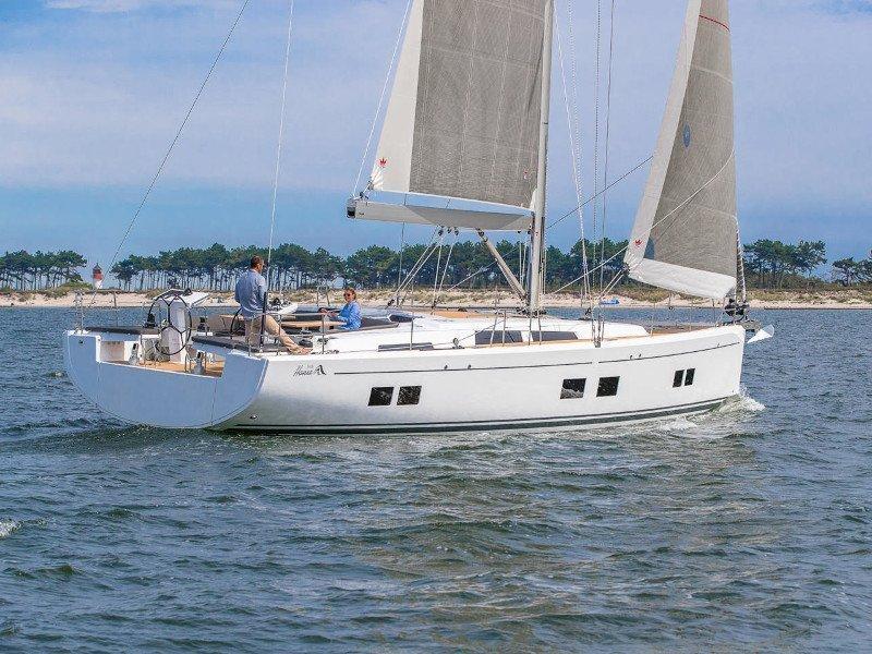 Hanse 548 (Simply The Best)  - 9