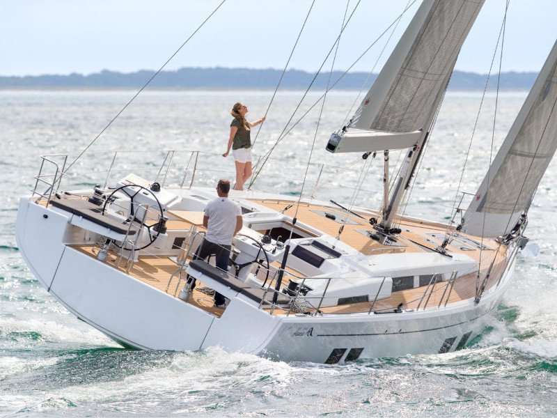 Hanse 548 (Simply The Best)  - 1