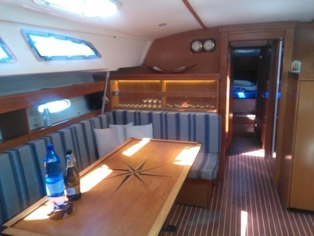Bavaria 51 Cruiser (SY Sissi) Interior image - 6