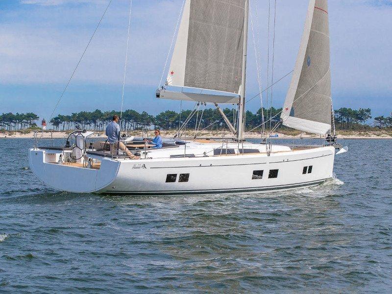 Hanse 548 (Silver Lining)  - 16