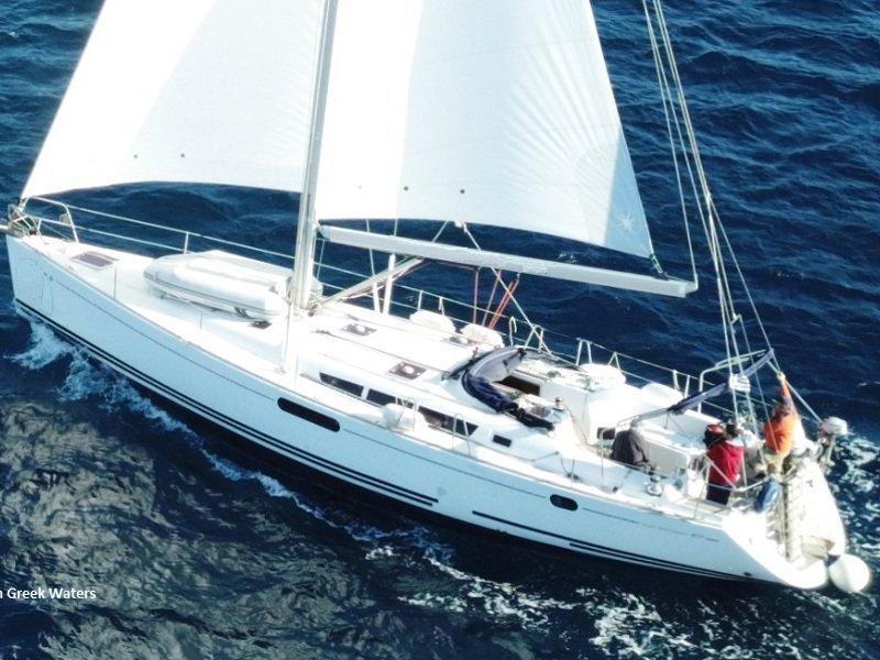 Sun Odyssey 49i (Doris)  - 4