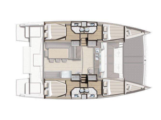 Bali 4.3 (Summer Loft) Plan image - 2