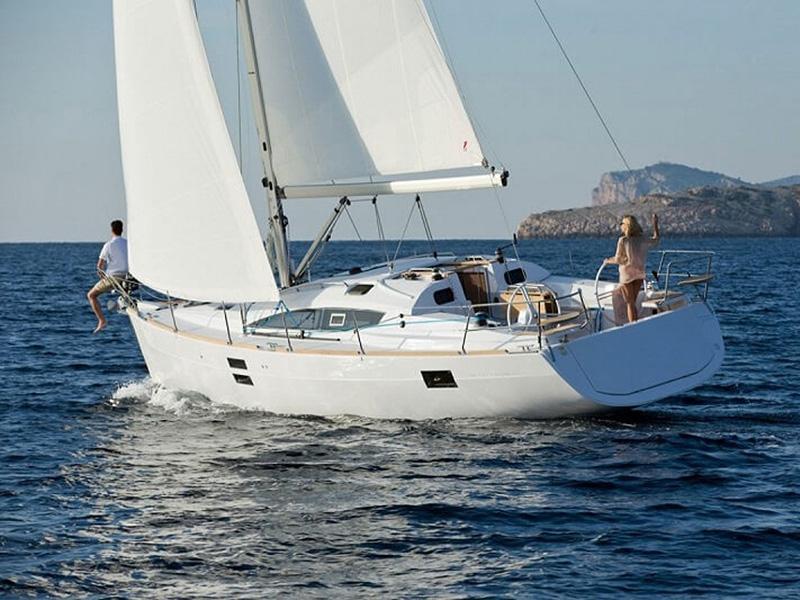 Elan 40 Impression (Silente - Bowthruster, large swimming platform, roll main sail, webasto heating) Main image - 0