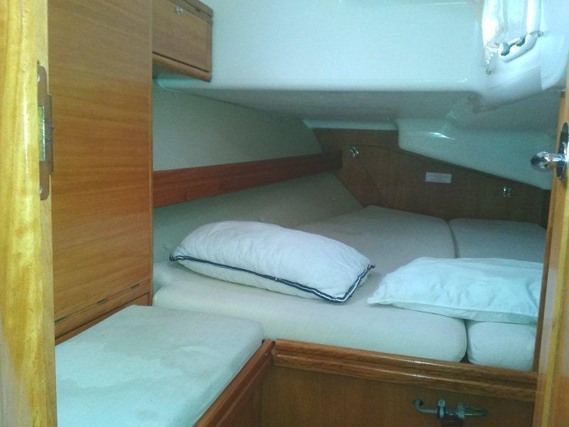 Bavaria 40 Cruiser (Ili Billy)  - 12