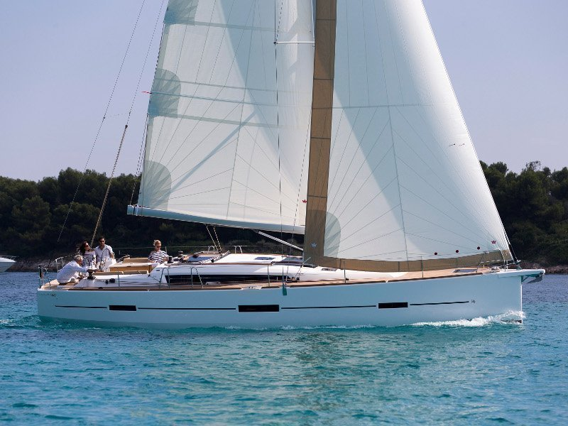 Dufour 460 Grand Large (Odyssea) Main image - 0