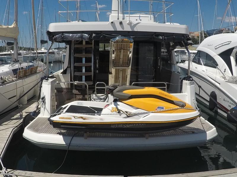 Beneteau S. Trawler 47 (Ocean dreamer (Joystick controller, Jet ski - option with extra charge)) Swift Trawler 47 - 25