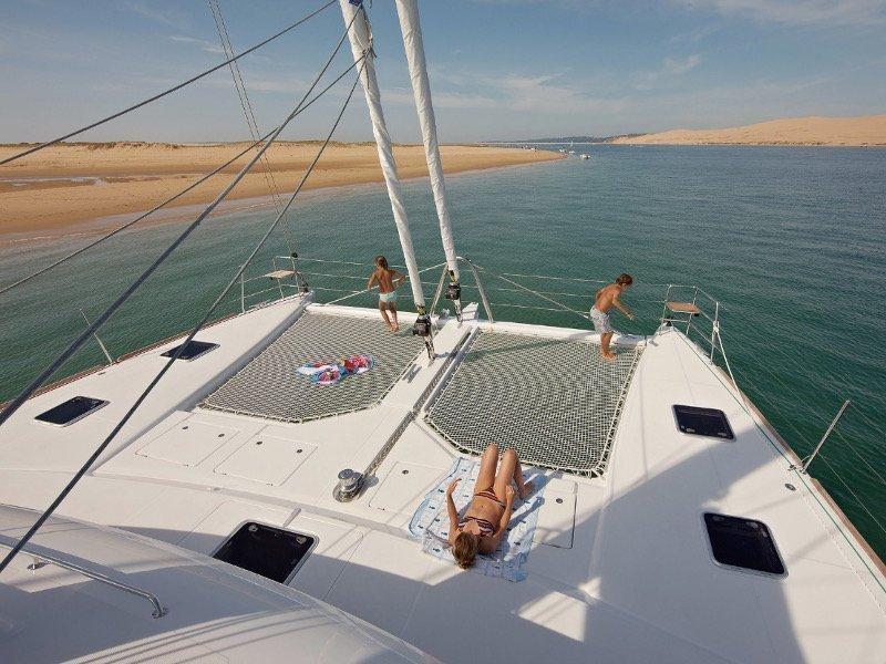 Lagoon 620 (GB Odyssey)  - 15