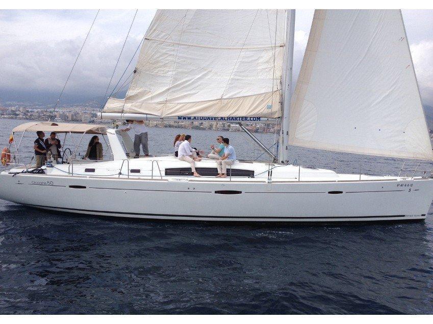 Oceanis 50 Gran Family (Agata) Main image - 0