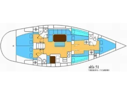 Alfa 51 (Jacosta) Plan image - 14