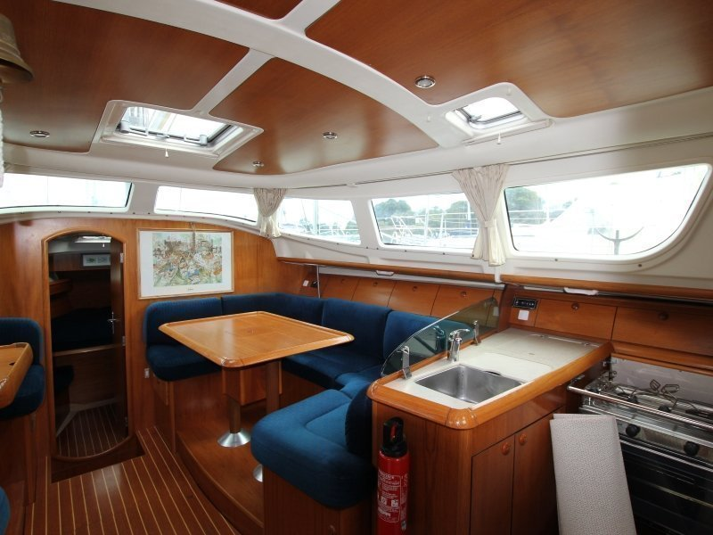Sun Odyssey 40DS (Toucan) Interior image - 18