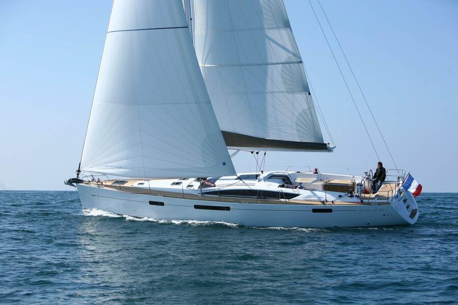 Jeanneau 57 (Seafree)  - 16