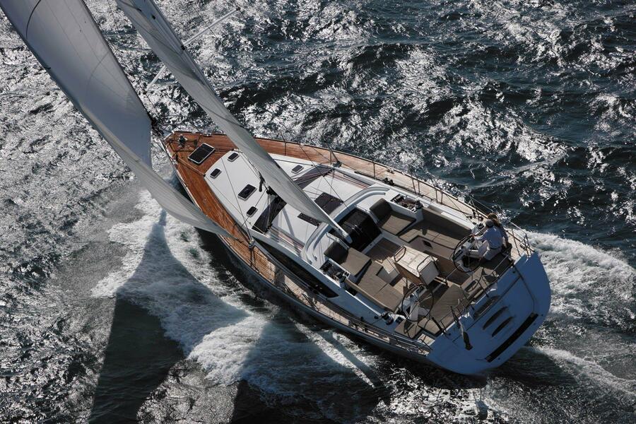 Jeanneau 57 (Seafree)  - 3