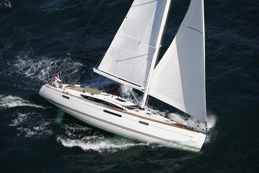 Jeanneau 57 (Seafree)  - 1