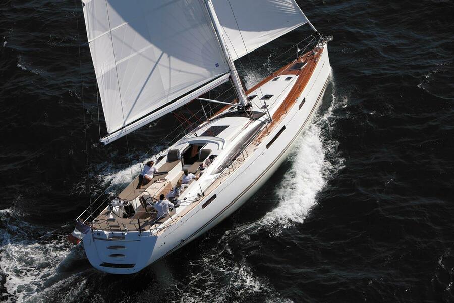 Jeanneau 57 (Seafree)  - 15