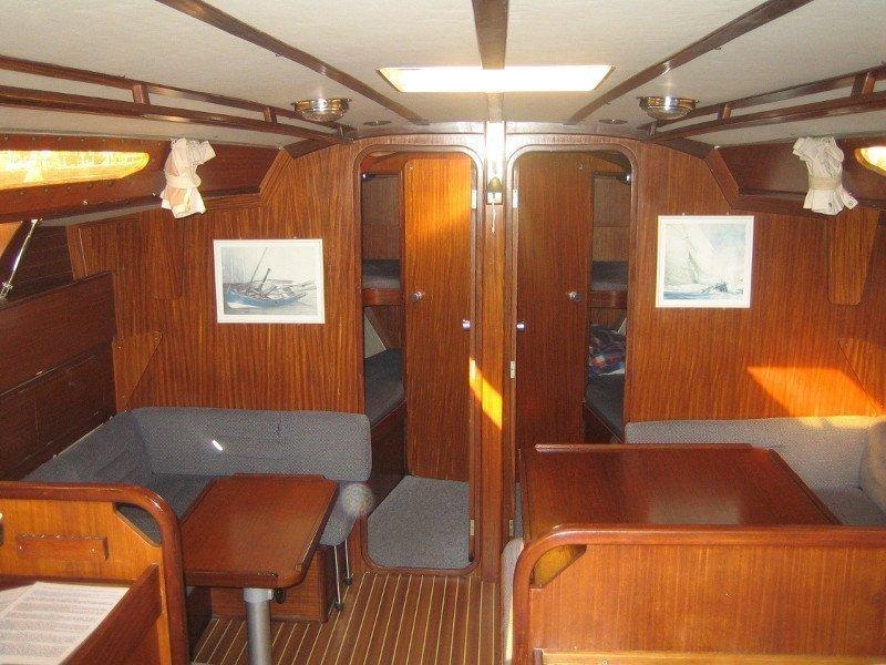 Gib Sea 126 (Chloé D'Egée) Interior image - 4