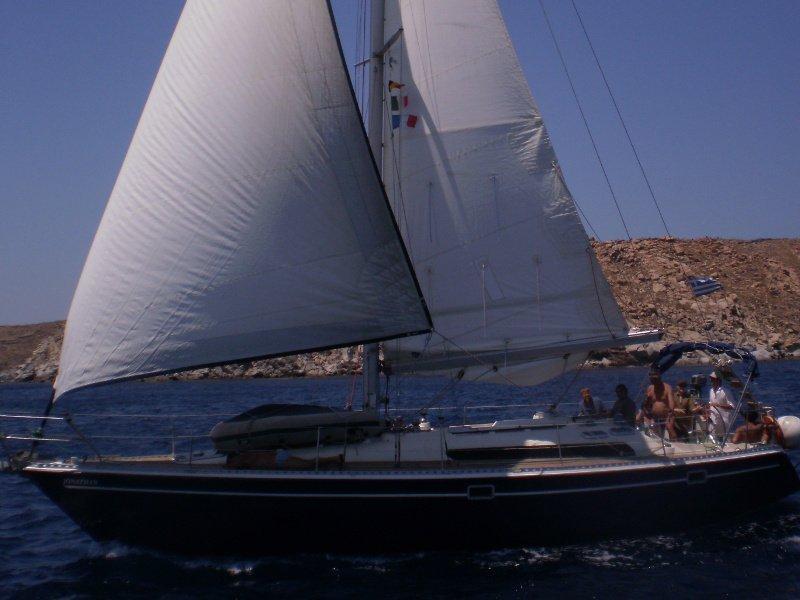Gib Sea 126 (Jonathan)  - 2
