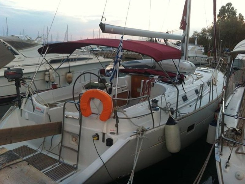 Oceanis 411 (Artemis)  - 9