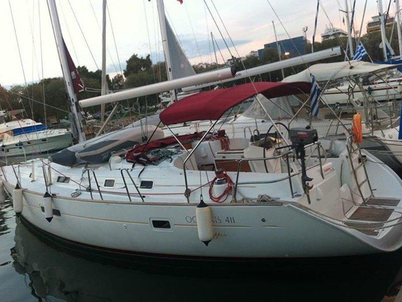 Oceanis 411 (Artemis)  - 10