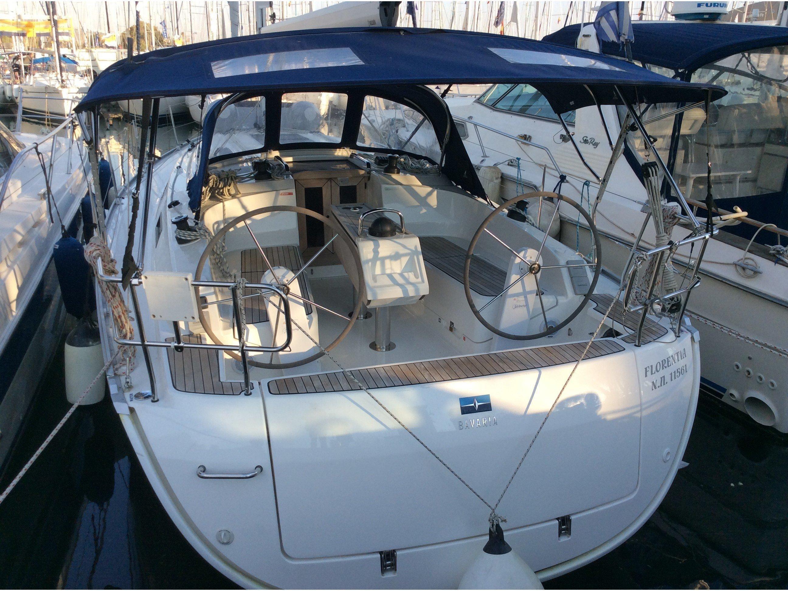 Bavaria Cruiser 37 (Florentia) Main image - 0