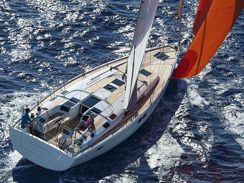 Hanse 505 (4+1) (Blue Bonnet af Lovans)  - 9