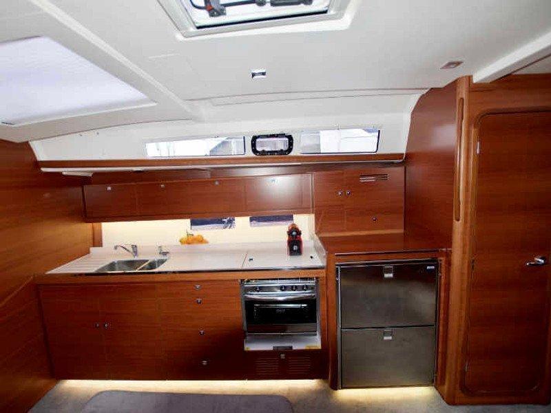 Dufour 460 Grand Large (RUBIN)  - 2