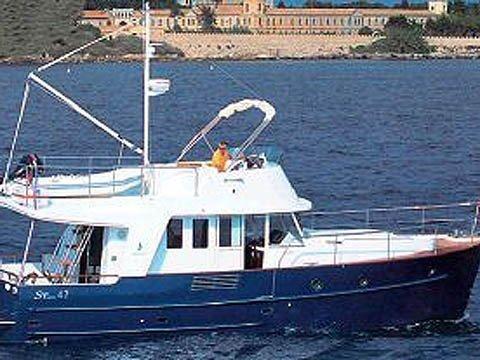 Swift Trawler 42 (Skitnica) Main image - 3