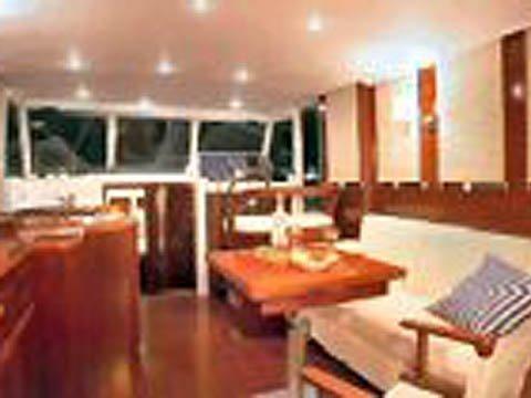 Swift Trawler 42 (Skitnica) Interior image - 4