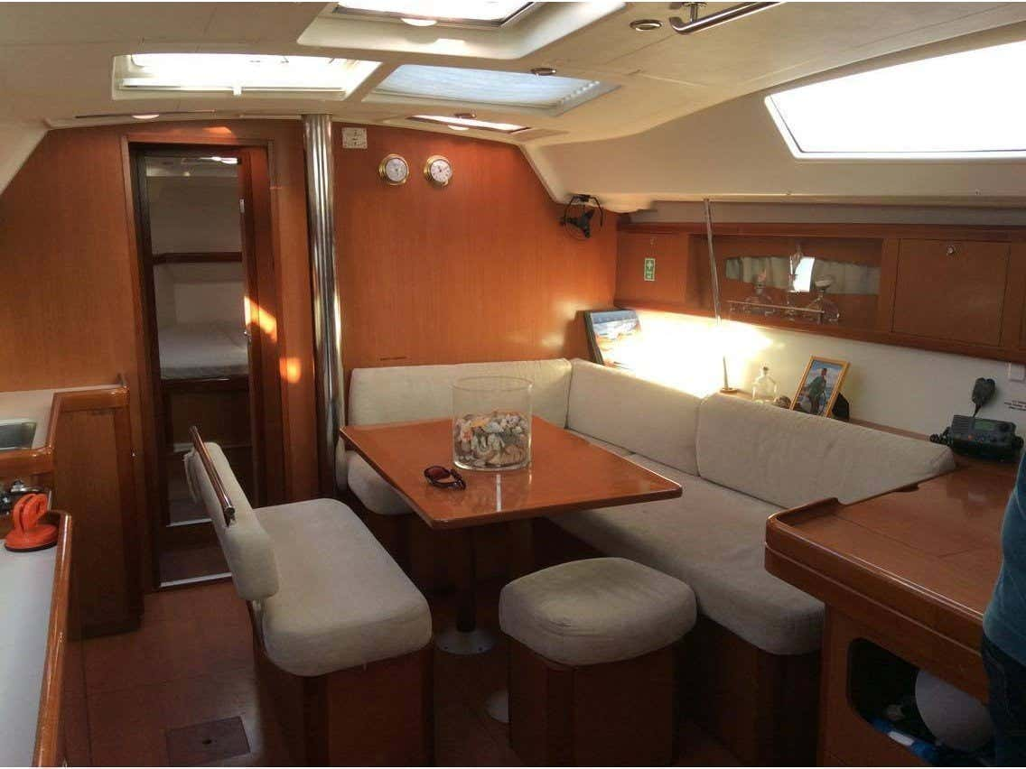 Oceanis 46 (Elliana) Interior image - 11