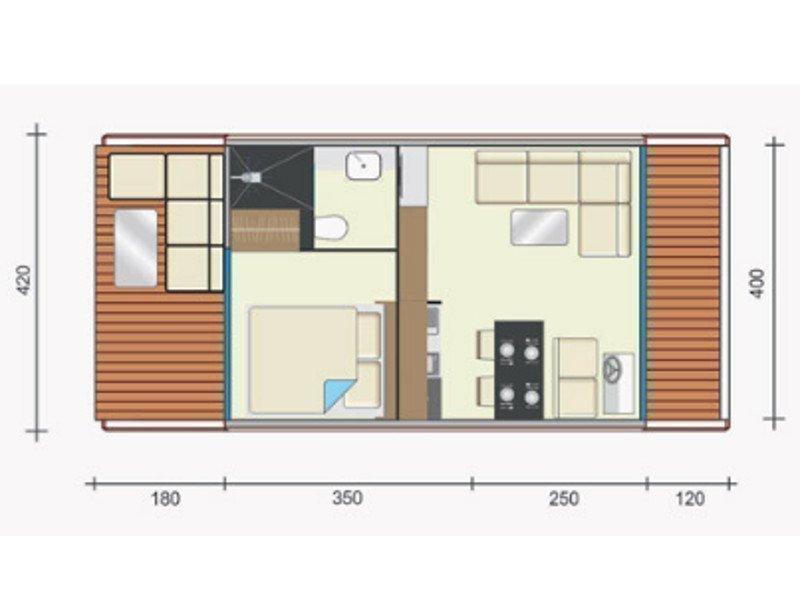 Edelweiss 900 (Edelweiss 900) Plan image - 1