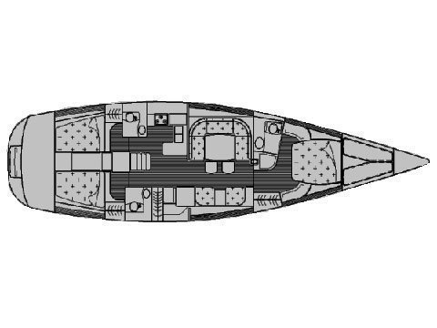 Grand Soleil 56 (Mati - BT) Plan image - 27