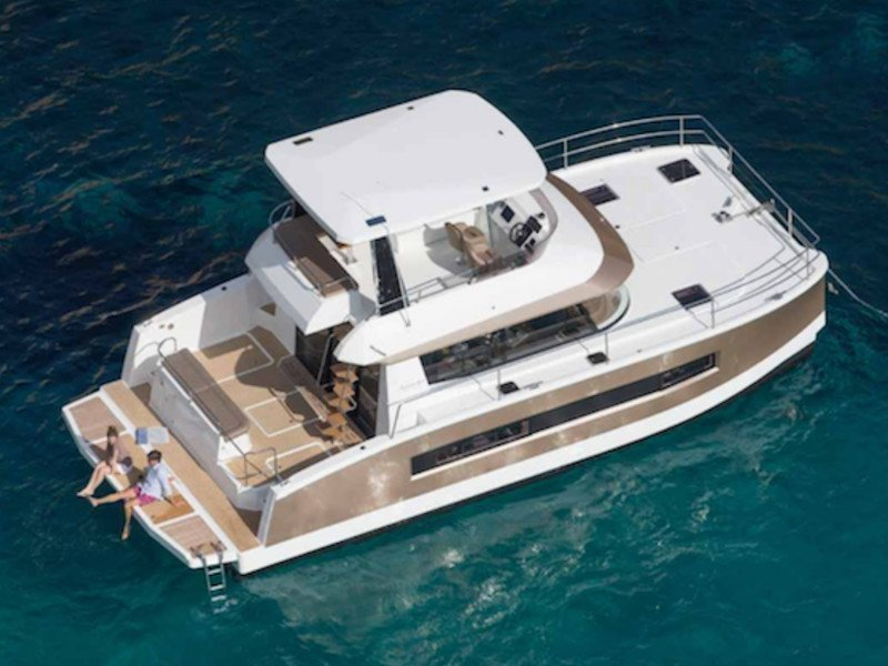 Fountaine Pajot MY 37[G] (Jam)  - 3