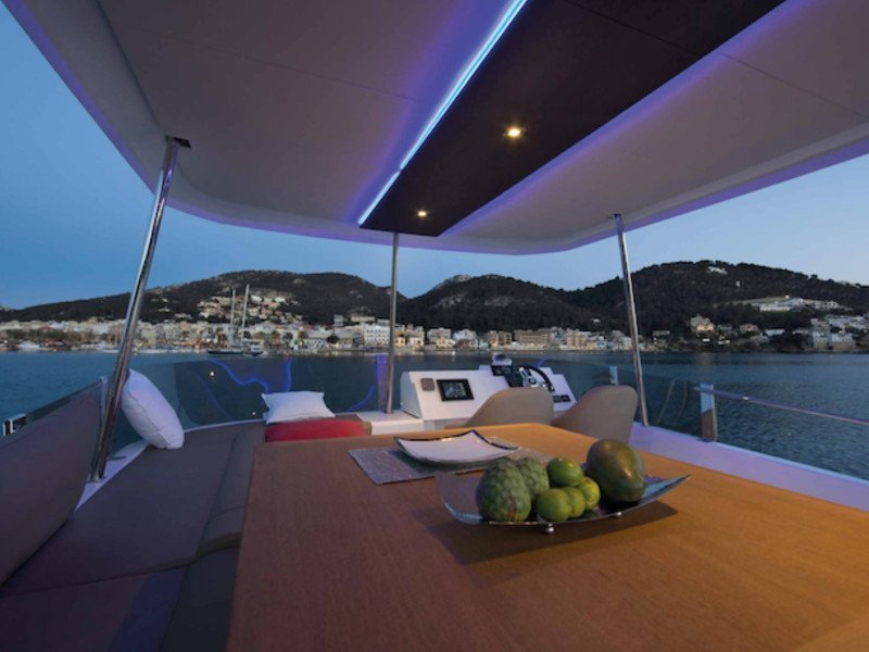 Fountaine Pajot MY 37[G] (Jam)  - 1