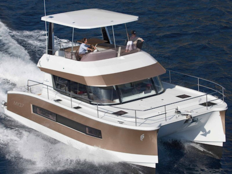 Fountaine Pajot MY 37[G] (Jam) Main image - 0