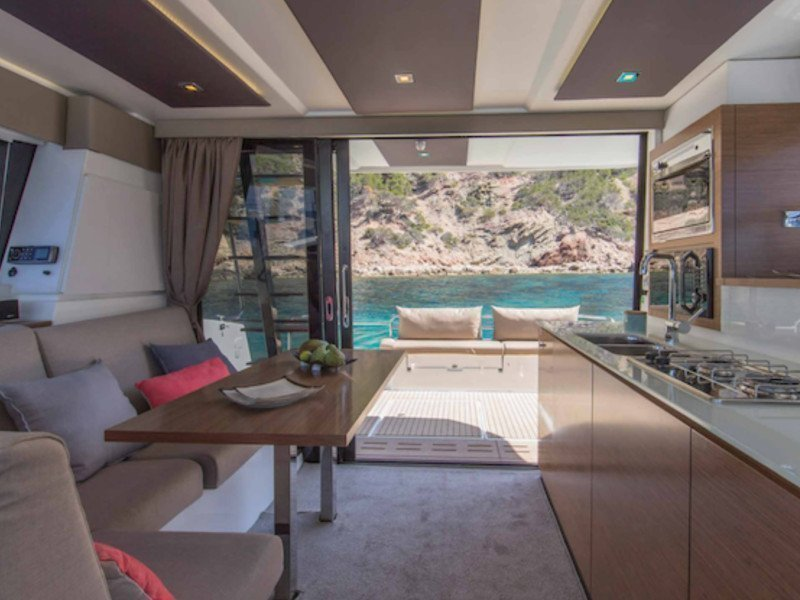 Fountaine Pajot MY 37[G] (Jam) Interior image - 2