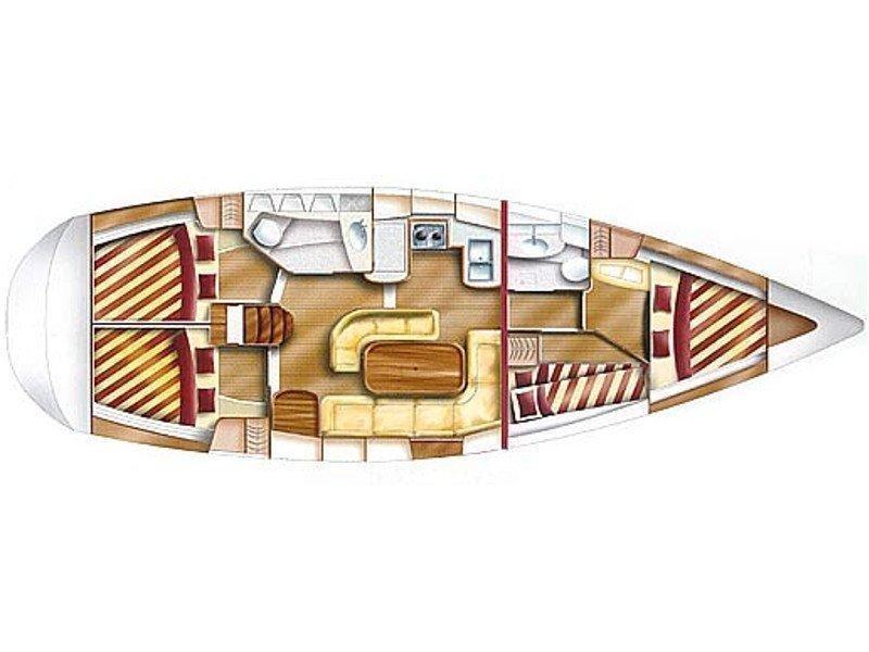 Gib Sea 43 (Rosa) Plan image - 4