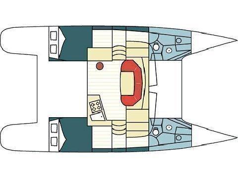 Mahé 36 (Infinity) Plan image - 17