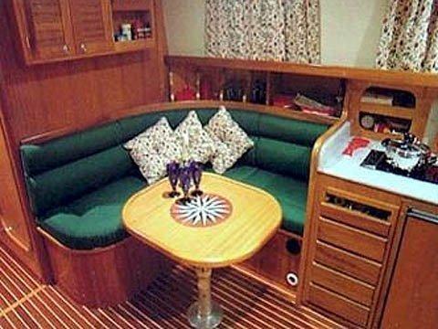 Menorquin 160 FLY (Buccara V) Interior image - 13